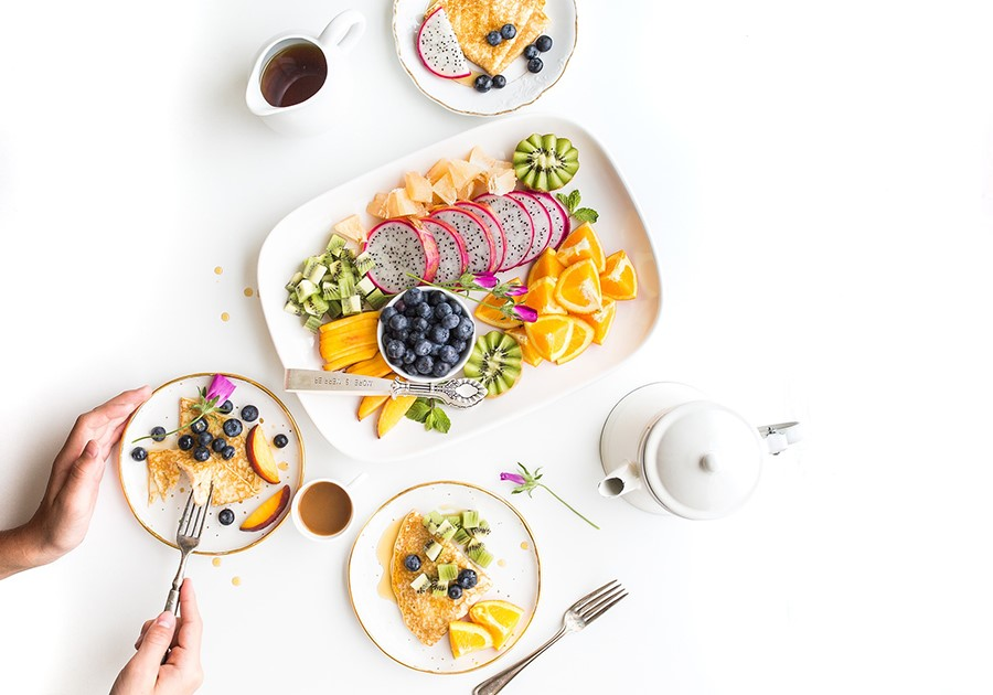 frutta colazione dieta